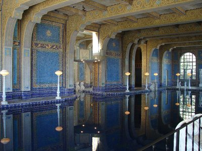 Day 180 - Hearst Castle, Roman Pool