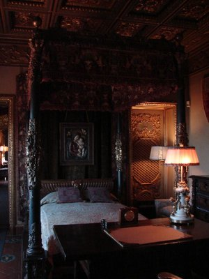 Day 180 - Hearst Castle, Guest Bdrm