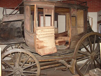 Day 187 - Old Stagecoach