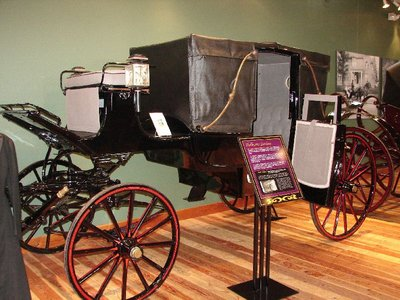 Day 208 - Carriage Museum, Shelbourne Landau