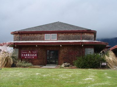 Day 208 - Carriage Museum