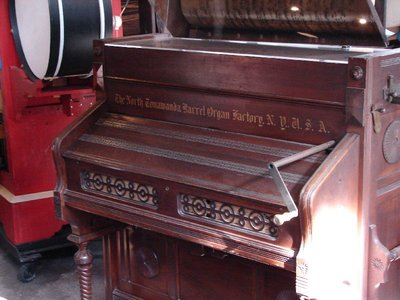 Day 29 - Carrousel Museum, Barrel Organ