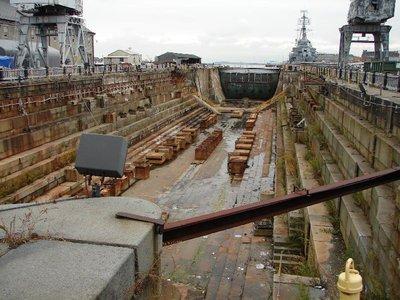 Day 53 - Dry Dock 1
