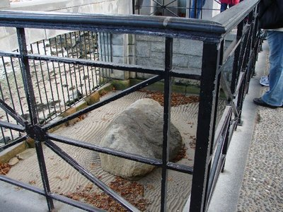 Day 54 - Plymouth Rock