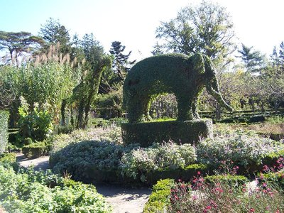 Day 58 - Topiary Gardens, Elephant