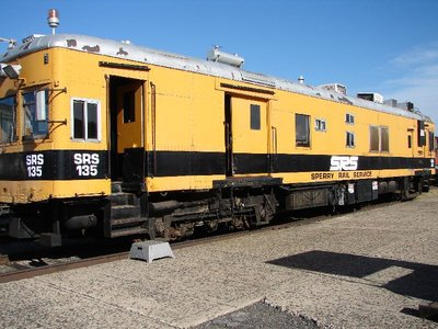 Day 62 - Danbury Railway Museum, SRS Detector Car