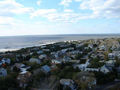 Day 67 - Cape May Lighthouse, View to Right