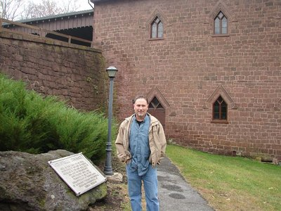 Day 74 - Cornwall Iron Furnace, Fred the Guide