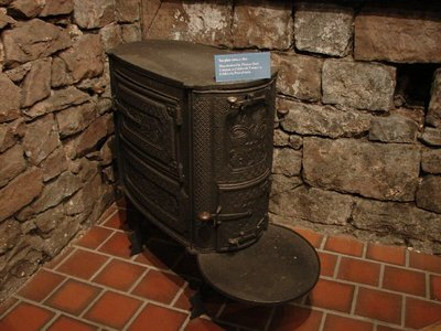 Day 74 - Cornwall Iron Furnace, Cast Iron Stove
