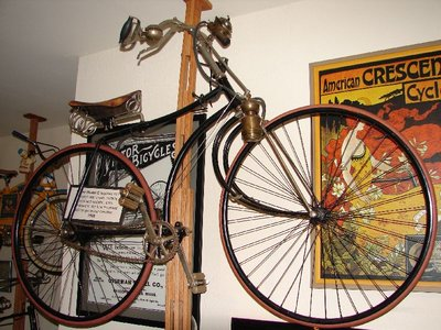Day 77 - Velocipede Museum, Victor Model C