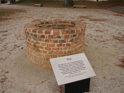 Day 89 - Jamestown, Early_Well