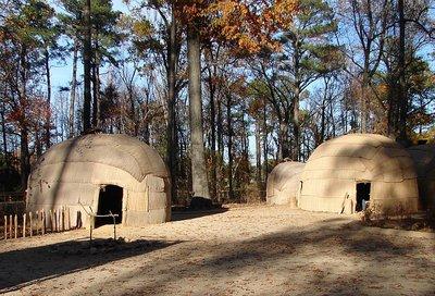 Day 91 - Jamestown Stlmt, Yehawkans