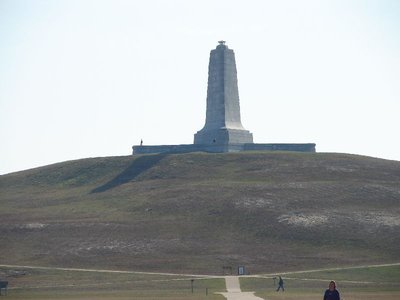 Day 98 - Kitty Hawk, Monument