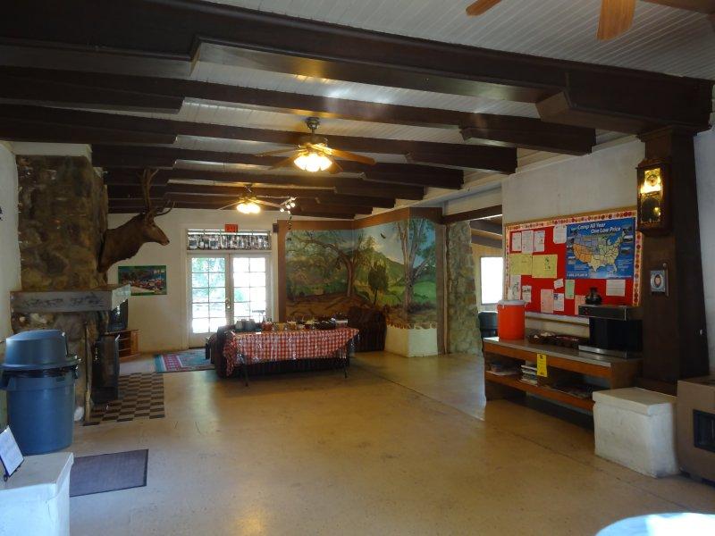 April 11 - Rock Lodge Main Room