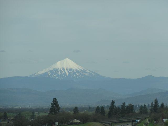 Mt. McLoughlin, Oregon