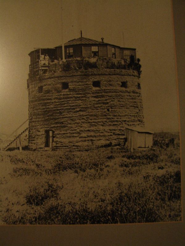 Day_111_-_Tybee Island Museum, Martello_Tower