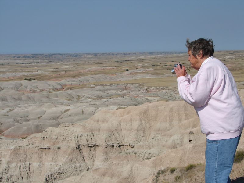 Day 11 - Badlands & Mom