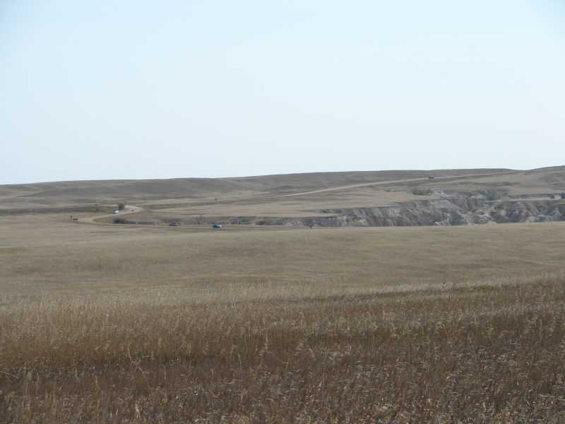 Day 11 - Badlands & Prairie