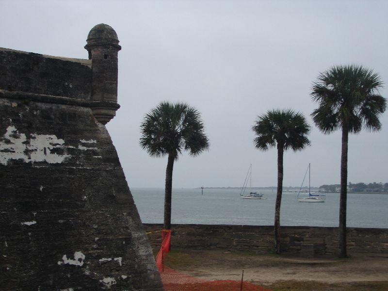 Day 134 - Castello de San Marcos, E Bastion