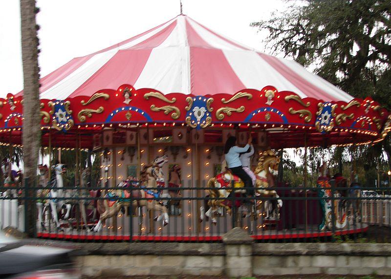 Day 134 - Carousel
