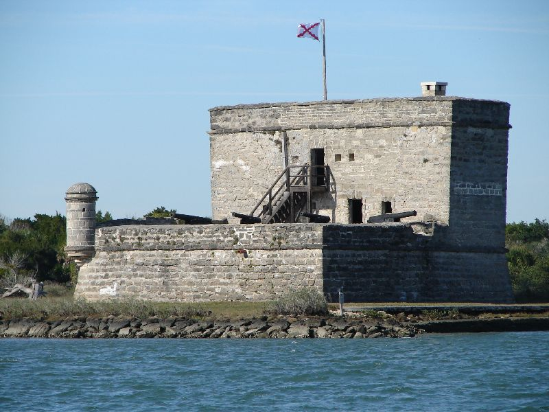 Day 135 - Fort Matanzas