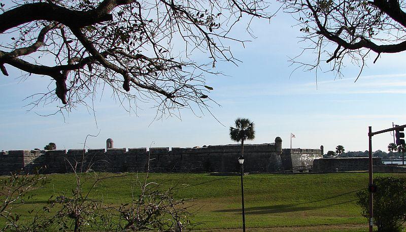Day 136 - Castillo de San Marcos