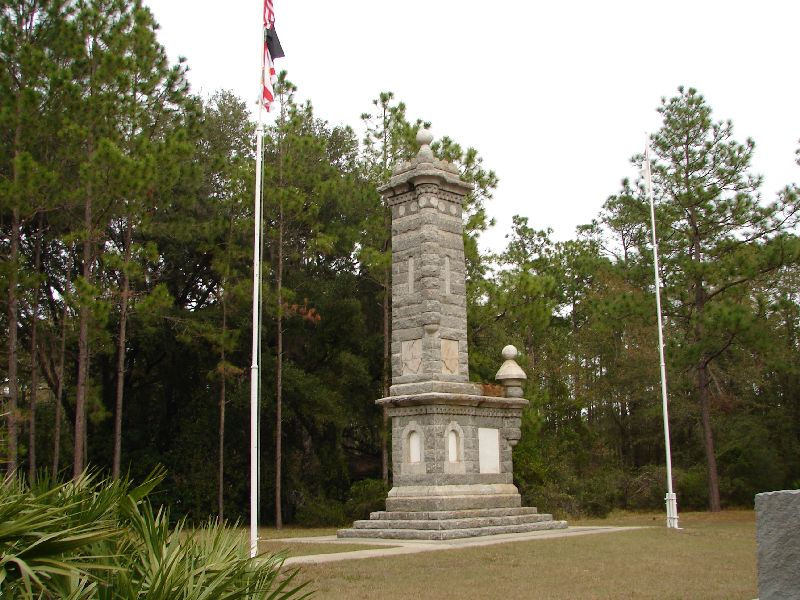 Day 136 - Olustee BF, Monument