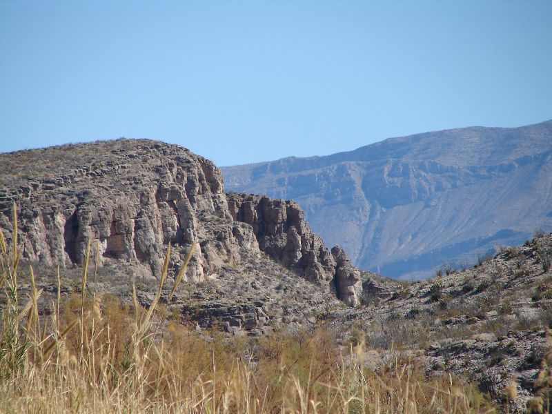 Day 159 - Big Bend, Scenery