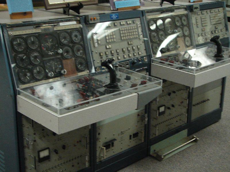 Day 163 - White Sands MTR, VEGA Target Control System