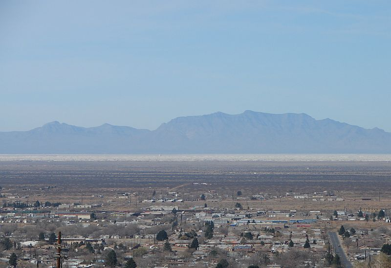 Day 163 - Alamogordo & White Sands