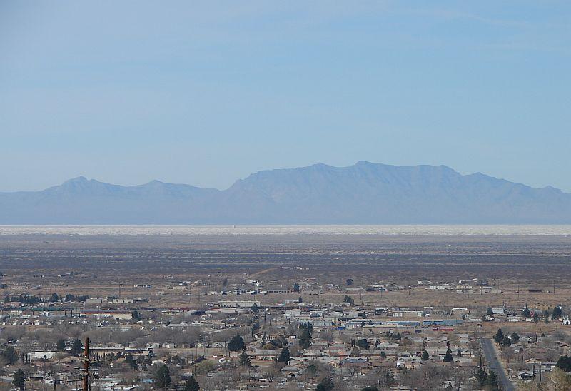 Day 163 - Alamogordo & White Sands