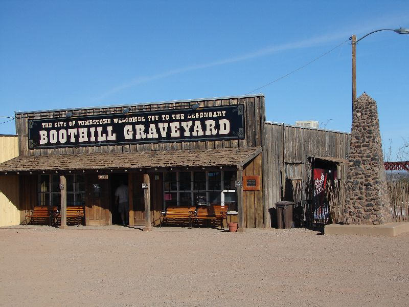 Day 165 - Boothill, Store