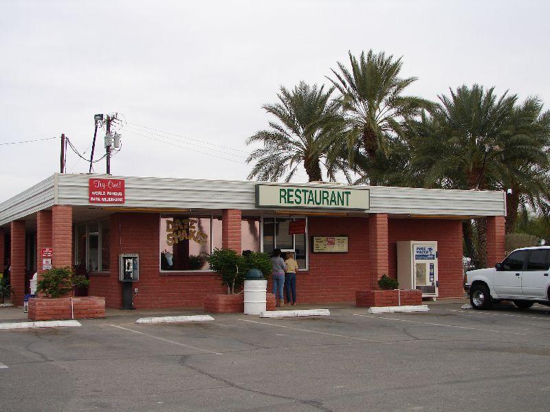 Day 170 - Date Restaurant