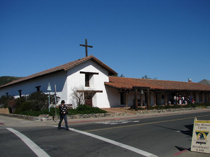 Day 184 - Sonoma Mission