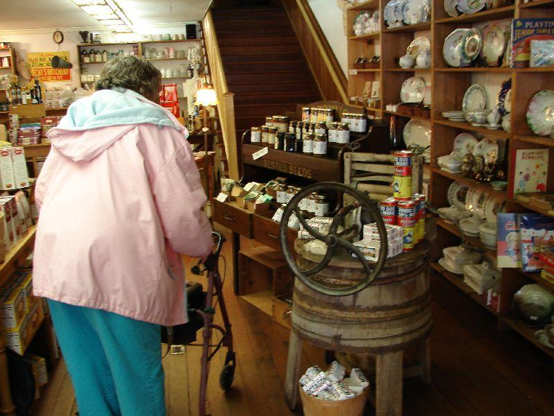 Day 199 - Ferndale, Merchantile