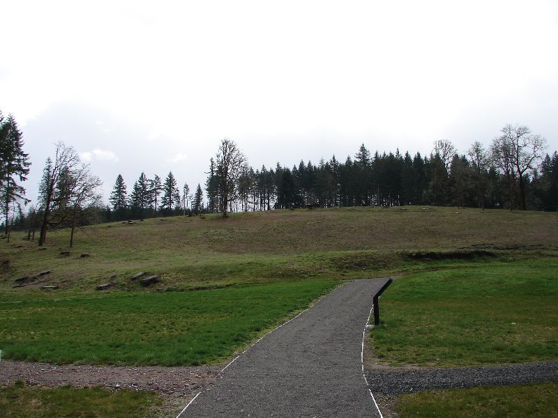 Day 205 - Fort Yamhill Site