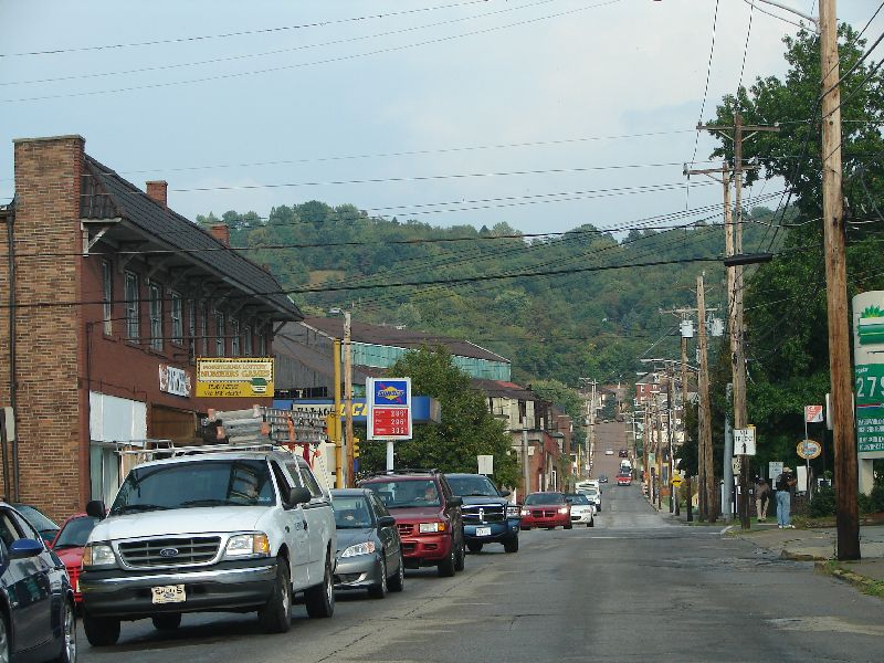 Day 25 - PA Small Town