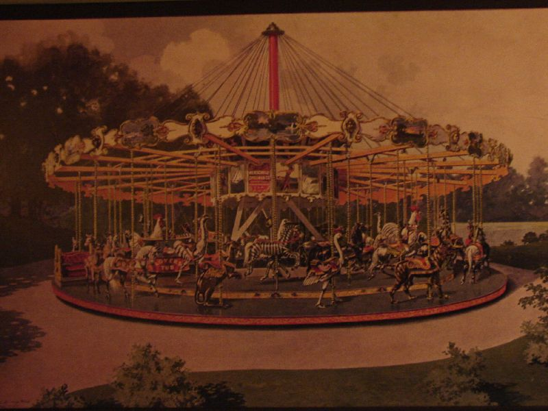 Day 29 - Carrousel Museum, Painting