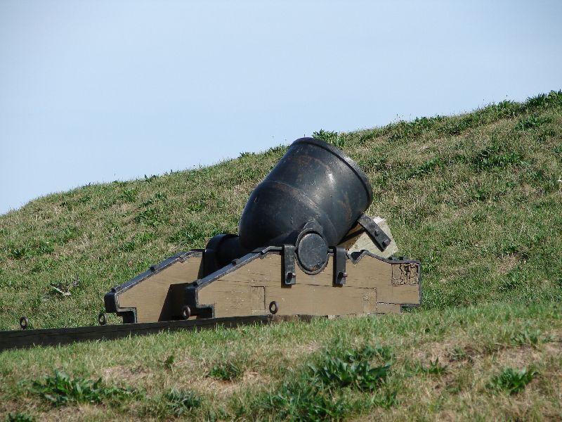 Day 30 - Ft Niagara, Mortar