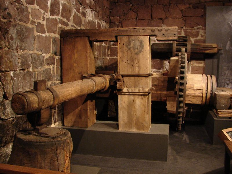 Day 74 - Cornwall Iron Furnace, Trip Hammer