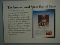 Day 163 - NM Museum of Space History, HOF Example
