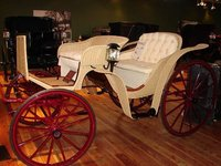 Day 208 - Carriage Museum, Cut Under Wicker Phaeton
