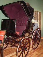 Day 208 - Carriage Museum, Spider Phaeton