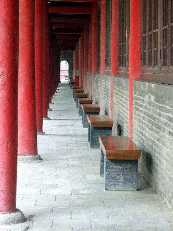 Red Columns