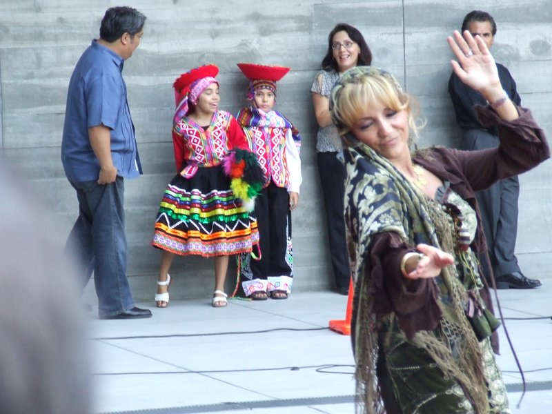 Diversity Day dancing