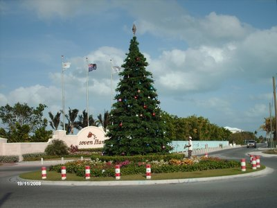 Christmas in Turks and Caicos Islands