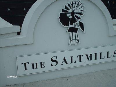 The Salt Mills Shopping Plaza