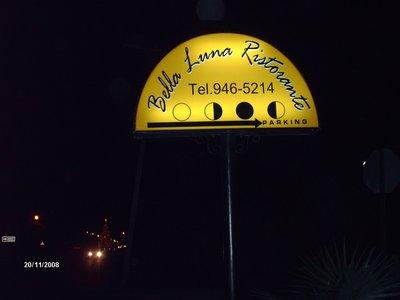 Bella Luna Restaurant