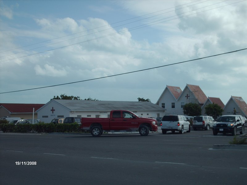 Church off Leeward Highway