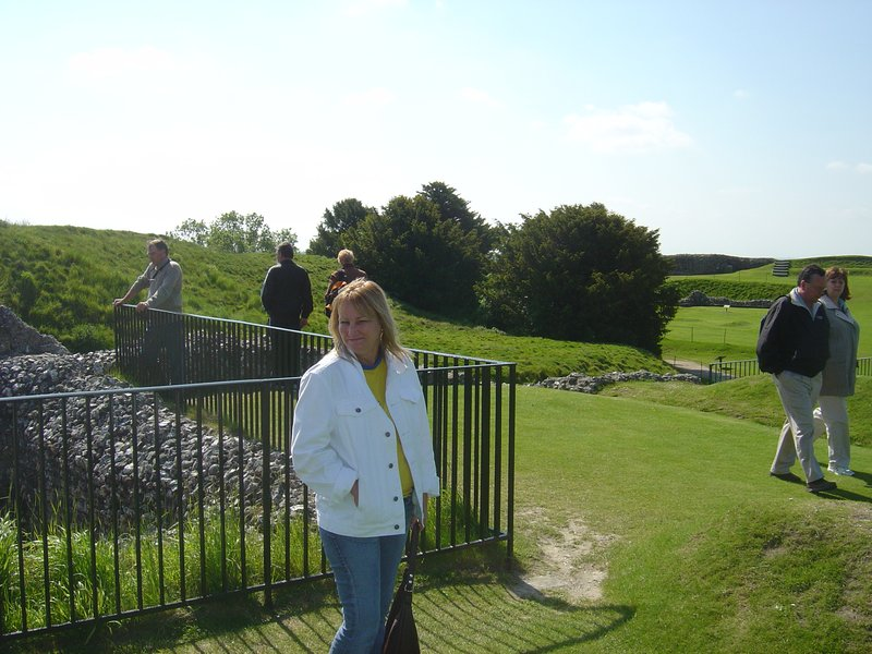 Old Sarum Castle